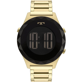 Relógio Technos Feminino Elegance Crystal Nota Bj3851ab/4p