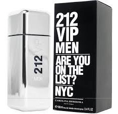 212 Vip 100ml Perfume Importado Da Europa