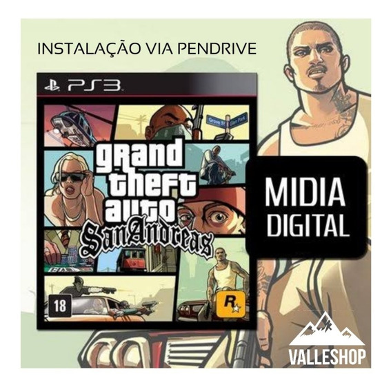 Gta San Andreas Playstation 3