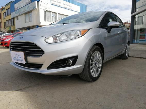 Ford Fiesta Titanium Full Equipo 2015