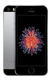 iPhone Se 16 Gb Gris Espacial Con Accesorios