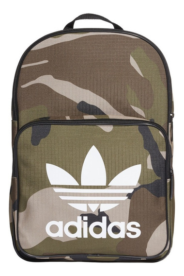 Mochila adidas Originals Moda Bp Classic Camo Mr/be