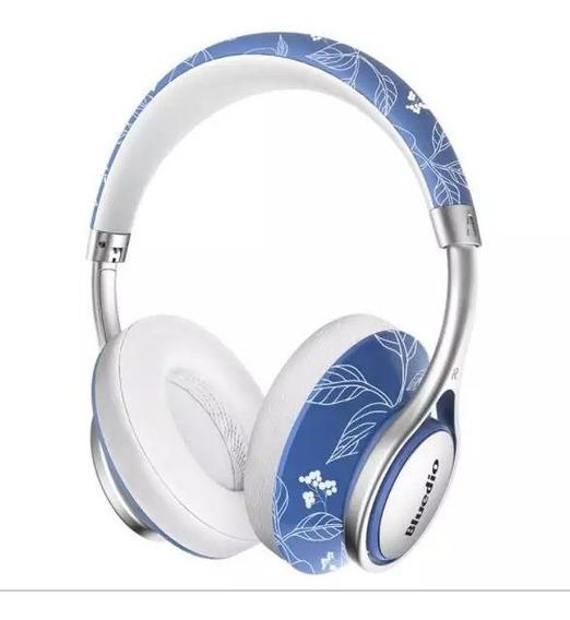 Fone De Ouvido Bluedio Headband A2 Sem Fio Bluetooth 4.2