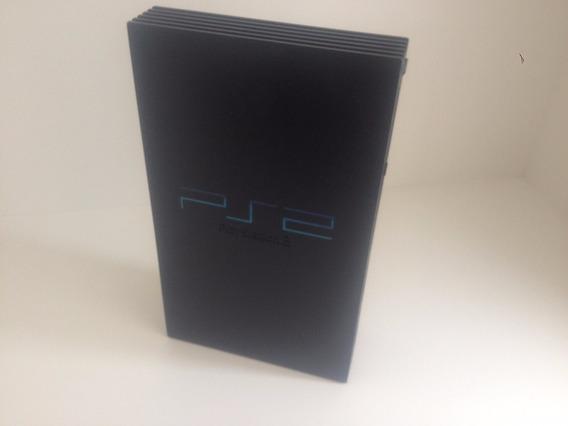 Playstation 2 Fat Sony C/ Sinal De Video Não Lê Mídia