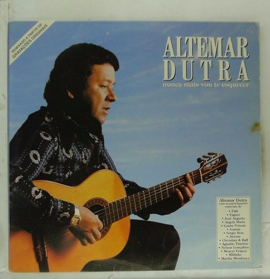 Lp Altemar Dutra - Nunca Mais Vou Te Esquecer - A268