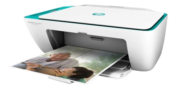Impressora Deskjet Hp 2675 Wifi + Cartuchos Originais