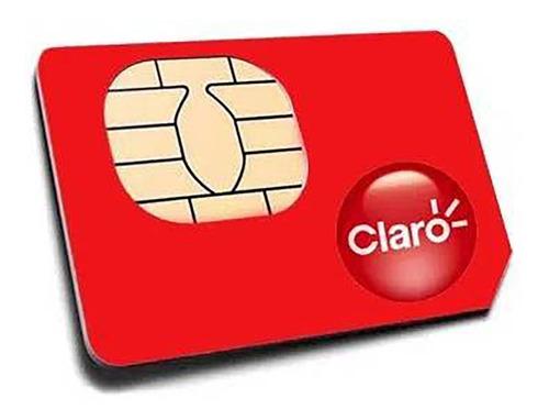Imagem 1 de 1 de Chip Claro - Pos Pago Ou Pre Pago