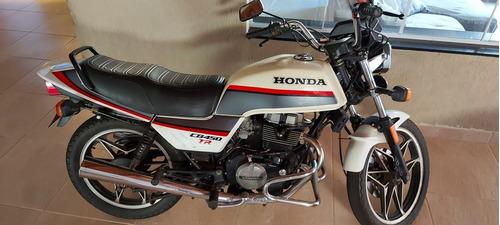 Imagem 1 de 2 de Honda Cb 450 Tr