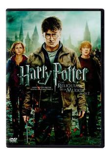Harry Potter Y Las Reliquias De La Muerte Parte 2 Dos Dvd