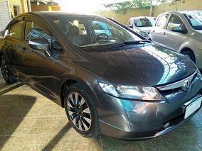 Honda Civic 1.8 Lxs 16v Flex Automático 2008