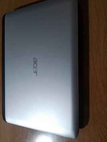Imagen 1 de 6 de Notebook Acer Aspire One