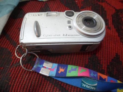 Camera Sony Cybershot 3.2 Mega