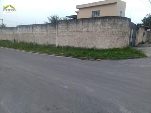 Imagem 1 de 11 de Terreno Para Alugar No Bairro Saracuruna Em Duque De Caxias - 147al-2