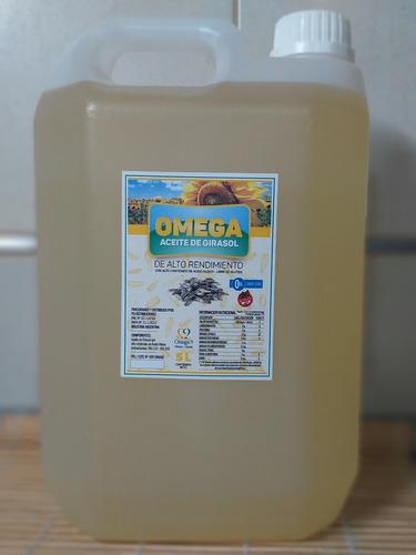 Aceite De Girasol Alto Oleico Omega