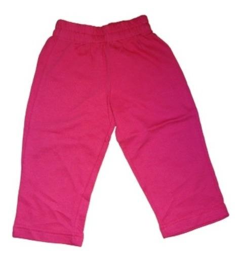 Pantalón De Algodón Liso Hasta 2 Años Bebe
