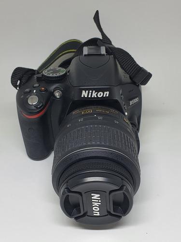 Câmera Profissional Nikon D5100 - Usada