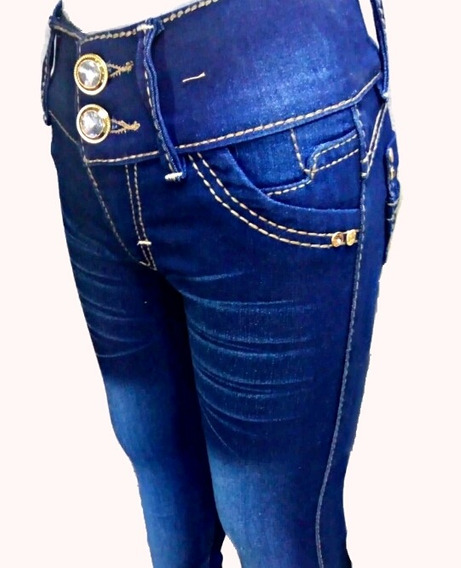 Jeans Skinny De Niña