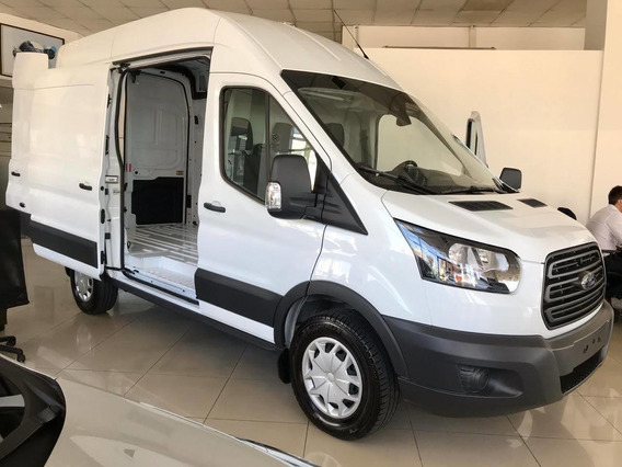 Ford Transit Furgón Medio Techo Elevado Alto 0km 2020 As1