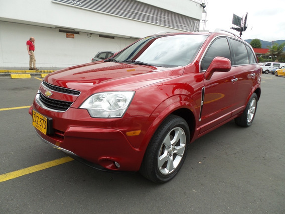 Chevrolet Captiva Sport Premium At 3000cc 4x4