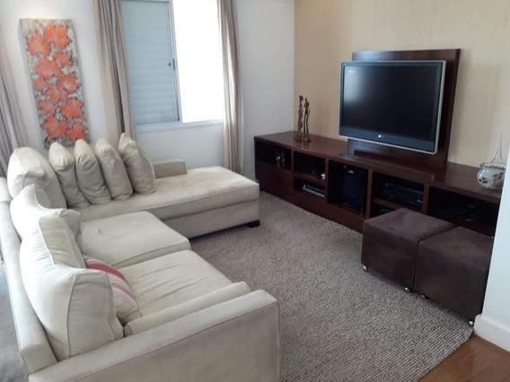 Apartamento Em Vila Sônia, São Paulo/sp De 145m² 3 Quartos À Venda Por R$ 1.000.000,00 - Ap228128