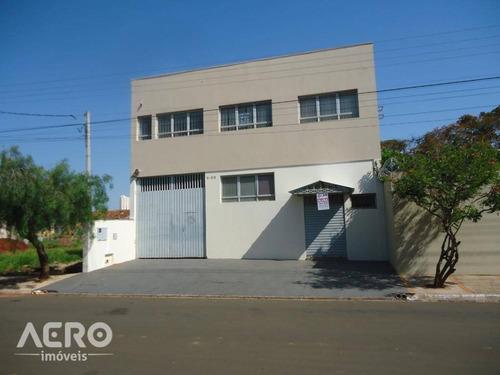 Barracão Comercial - Ba0180