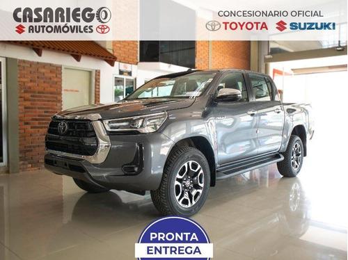 Toyota Hilux Srv Plus 4x4 Tss Precio Leasing 2.8 2021 0km