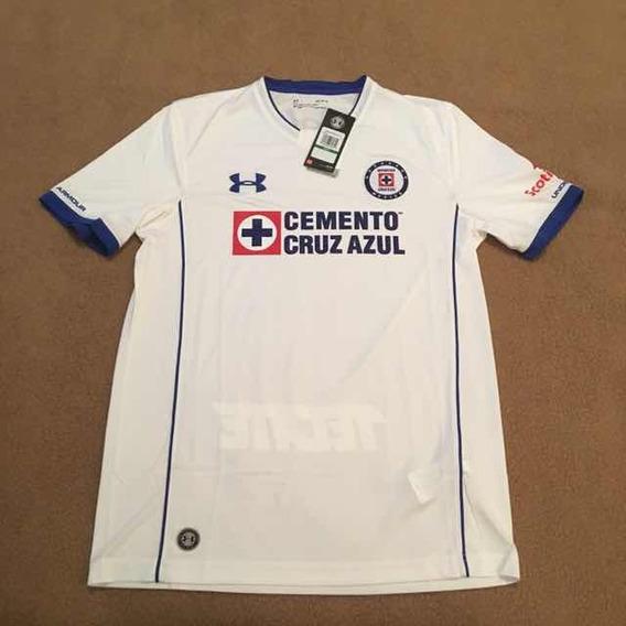 Camisa Cruz Azul Away 2017/18 - Under Armour