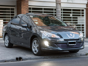 Peugeot 408 2.0 Allure Plus Nav 143cv Tiptronic