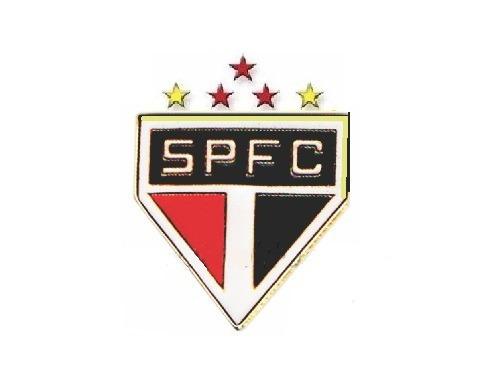 12 Botons Pins De Clube De Futebol São Paulo