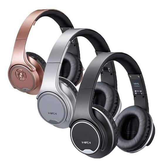Headphone Feir 501 Bluetooth, Fm, Alto-falante Micro Sd