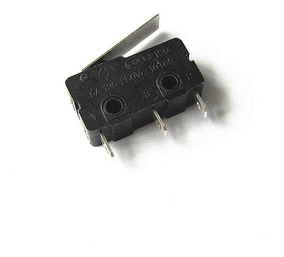 Chave Micro Switch Kw11-3z C/haste 18mm Pt 3t 5a