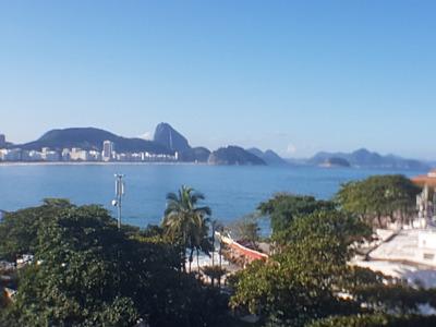 Flat Residencial À Venda, Copacabana, Rio De Janeiro. - Fl0024