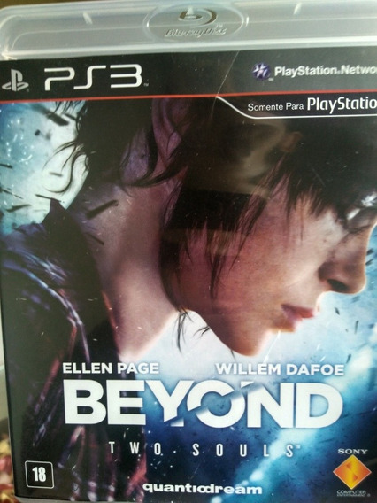 Beyond Two Souls Ps3 Original , A Pronta Entrega