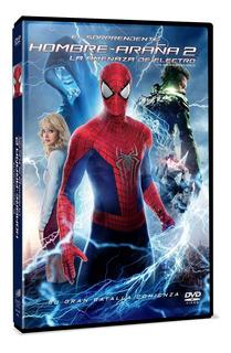 El Sorprendente Hombre Araña 2 Pelicula Dvd Sellada Original