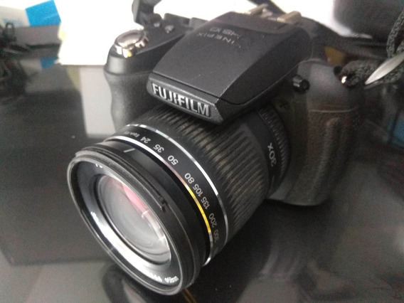 Câmera Fotográfica Fuji Finepix Hs10