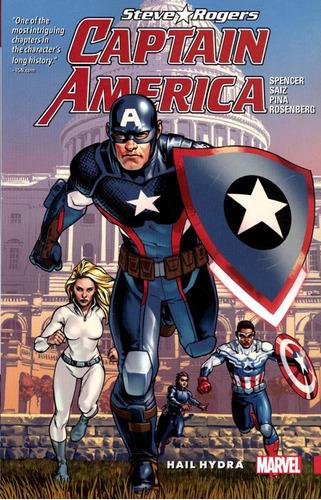 Captain America Steve Rogers Tp Vol Hail Hydra 1 Al3