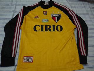 Camisa De Goleiro Do São Paulo De 1998 .