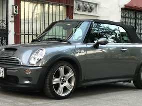 Mini Cooper 1.6 S Chili Convertible Mt