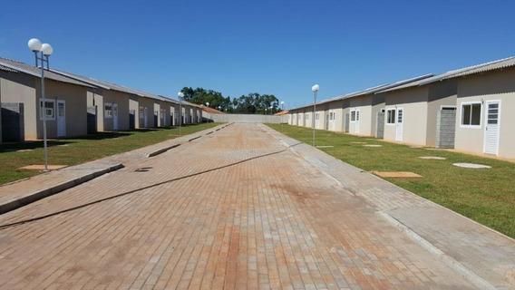 Casa Em Sítios Vale Das Brisas, Senador Canedo/go De 59m² 2 Quartos À Venda Por R$ 141.000,00 - Ca248607