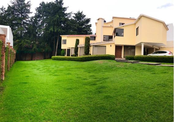 Villa Verdún, Excelente Casa Con Enorme Jardín, Ubicación Privilegiada