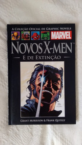 Marvel Graphic Novel Salvat 23 Novos X-men E De Extinção