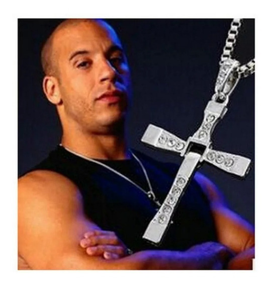 Collar Cruz Toretto Dominic Rapido Furioso