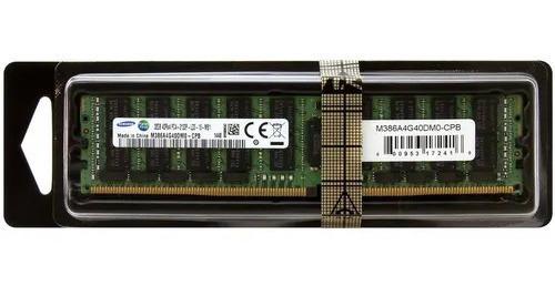 Imagem 1 de 2 de Memoria 32 Gb Ddr4 2133 Mhz P/ Hp Dell Ibmm386a4g40dm0-cpb