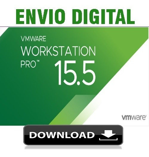 Vmware Workstation Pro 15.5 + Key Original