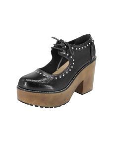 Zapato Platz Burdeo Nicole Polizzi ¡oferta! Antes $27590