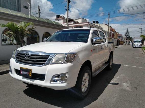 Toyota Hilux Mt 2.5 Full Equipo 4x2 Diesel