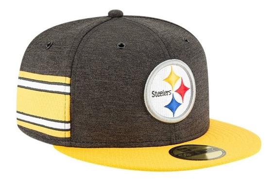 Gorra New Era 39 Thirty 2019 Steelers