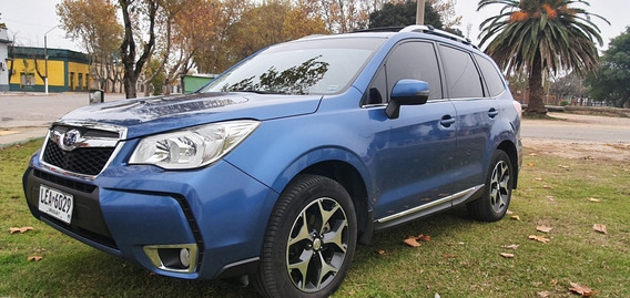 Subaru Forester 2.5 Awd Cvt Limited Sport 2017