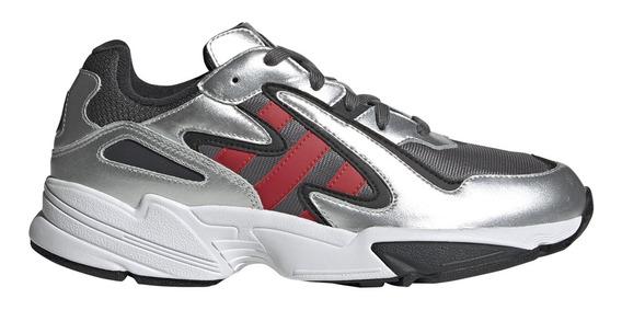 Zapatillas adidas Originals Moda Yung-96 Chasm Hombre Go/pl