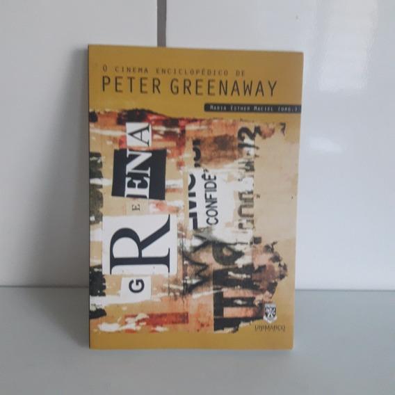 Livro - O Cinema Enciclopédico De Peter Greenaway